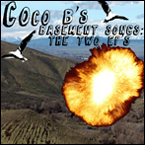 Coco B's Two EP's